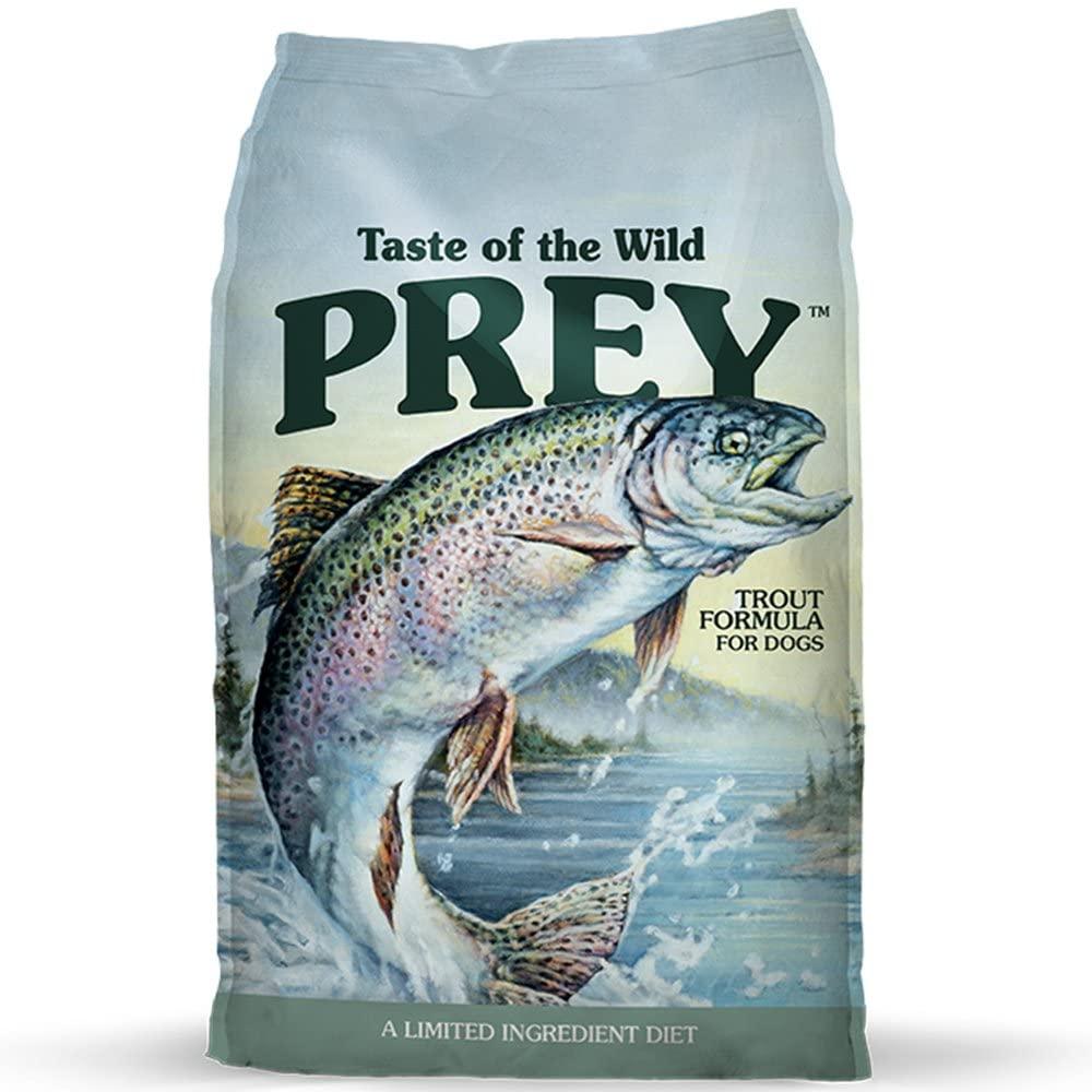 Taste of the Wild PREY (Trout)