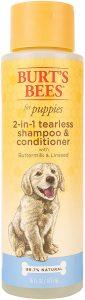 Dog's shampoo