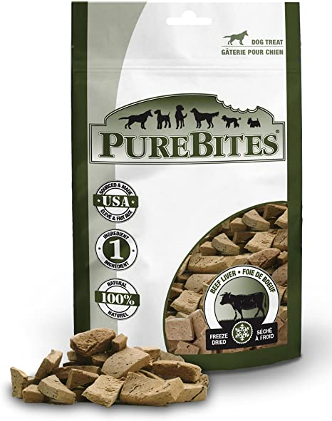 What are the best dog treats for training puppies?